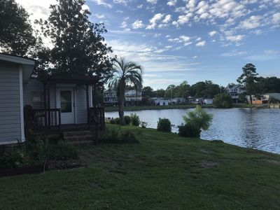 Photo for Ocean Lakes -Lake Front Property