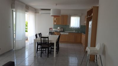 Photo for VERY BEAUTIFUL APARTMENT T 3 CLIMATISE ANY COMFORT EQUIPPED WITH 1 BED PARA