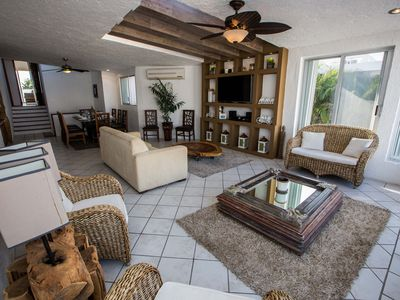 Photo for Luxurious & Comfortable Residence!!! - Hotel Zone - Condo on The Beach
