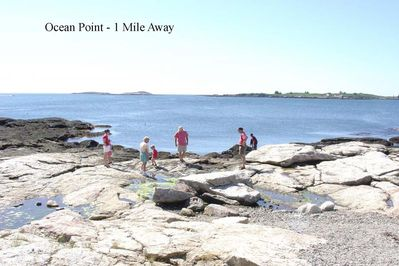 Ocean Point is only 1 Mile Away