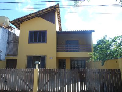 Photo for House 5Q 300m from Angels beach and 950m from Praia Grande, Wi-Fi 50M and SKY TV.
