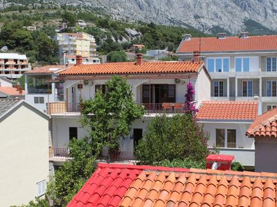 Photo for Apartment in Baška Voda (Makarska), capacity 2+4