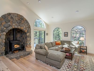 Photo for 5BR House Vacation Rental in Truckee, California