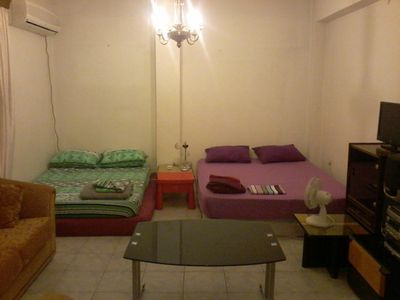 Photo for FULLY DETACHED PRIVATE FLOOR IN MAROUSI WITH JACUZZI SUITABLE FOR BIG GROUPS TOO