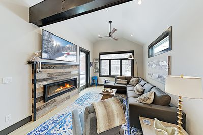Great Room - Welcome to Park City! This home is professionally managed by TurnKey Vacation Rentals.