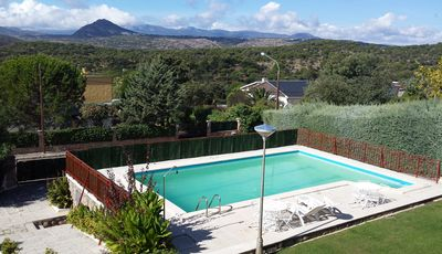 Photo for Ideal villa groups or families. POOL and GARDEN