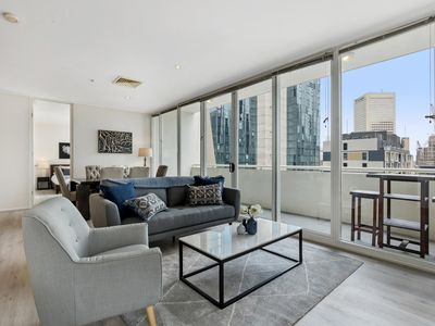 Photo for Clean + Bright Apartment in the Heart of the City