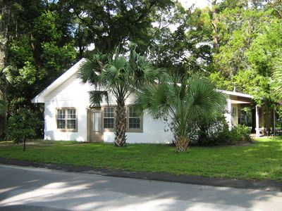 Photo for Historical St. Andrews Bay, 3 Bedroom 2 Bath 1240sq Ft Home. 12 Min to Beach