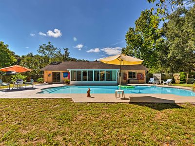 Photo for Family Home w/ Pool - 6.5 Miles to Wekiva Island!
