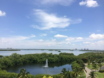 Photo for Beautiful Views At Lovers' Key Beach Club