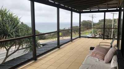 Photo for Tugtullum Apartment | fantastic 270 degree view,  open plan, 3 bed, 2 bathroom