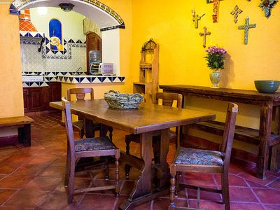 Photo for Comfy Apartment In Guanajuato - In historic downtown, 200+ years old