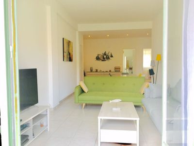 Photo for 3 rooms, 78 m2, Nice center, 200 m from the train station, 900 m from the Prom