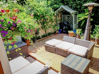 Photo for Why rent a flat? Stay in a Victorian House w/ Garden to yourself