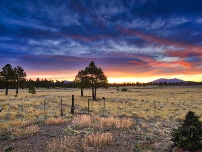 Photo for East of the Sun, West of the Moon Retreat; backs Kaibab National Forest