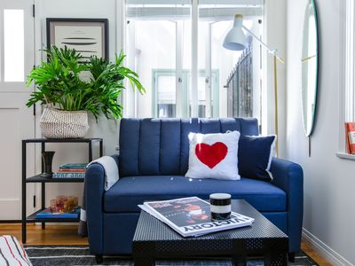 Photo for Sonder | The Bungalows | Lovely Studio + Terrace