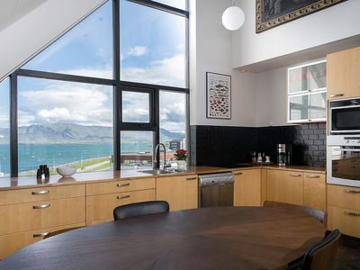 Photo for Stunning view - 3 BR apartment in centre
