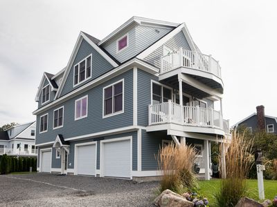 Photo for Enjoy this great home in York Beach with Ocean views on the Nubble!