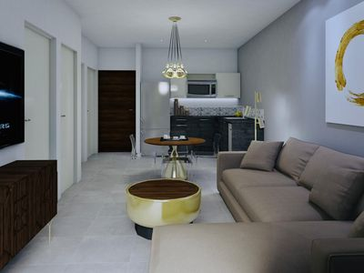 Photo for NEW Luxury 1-bdrm Boutique Suite in Malmok / AuA ~ B