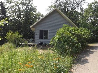 Photo for 2 bedroom lakeshore cabins with central air conditioning