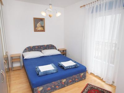 Photo for Two bedroom apartment with terrace and sea view Jadranovo (Crikvenica)