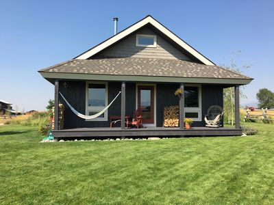 Charming Mountain Home on 2 Acres in Picturesque, ID  #680tetonvalley