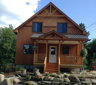 Photo for Bright and Comfortable Getaway up the road from Elmore Mountain and Lake Elmore