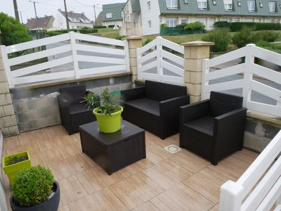 Photo for WIMEREUX HOUSE 1 BEDROOM / 4 PERS / 2 TERRACES / PROX. CENTER / WIFI
