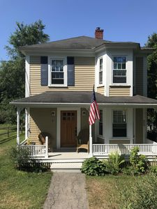 Photo for Walk to Dock Square from this charming 3 bedroom home.