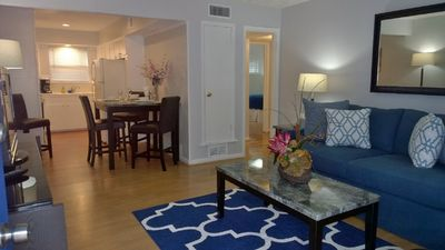 Photo for Uptown Dallas – Cozy 1 bd  #3, WiFi, Parking, Near Restaurants & Shops & Safe