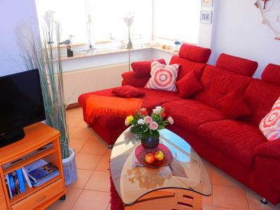 Photo for Bright, friendly apartment incl. Beach chair by the sea u. Underground parking