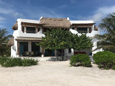 Photo for Spacious Luxury 4 Bedroom Home on Private Beach