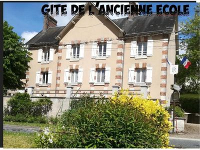 Photo for Gite Sasnières, 2 bedrooms, 4 persons