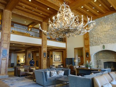 Photo for PARK HYATT BEAVER CREEK RESIDENCES CONDO Sleeps 6 - Available Mar 9-16