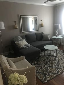 Photo for Walkable City Apartment to F&M and Downtown