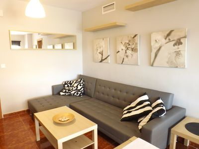 Photo for Large flat in the center of Malaga