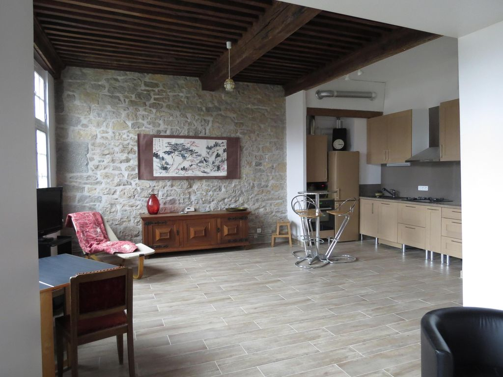 Superb Apartment With View On Doubs