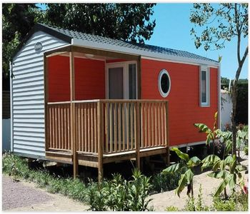 Photo for Camping Le Bois Verdon *** - Mobile Home O'HARA 784 3 Rooms 4 People