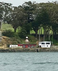 Photo for Two Waterfront Homes plus Teepee on Tomales Bay