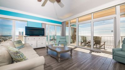 Photo for **Coveted East Corner-Uniquely Decorated 17th Floor 4BR Phoenix Gulf Shores