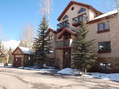 Photo for Telluride Mountain Village 2 Bedroom + Bunk, ski in, ski out