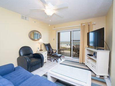 Photo for Fantastic Rates! BOOK NOW*DIRECT BEACH FRONT*Royal Palms 205*Sleeps 6