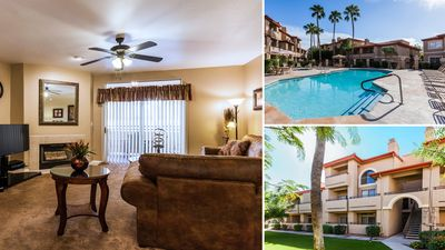 Elegant & CLEAN Pointe Condo3, Mtn Views, Lush Grounds, Pools ALWAYS Open/Heated