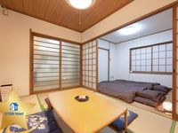 This flat is Japanese styled. It is really suitable for travellers as the daily supplies are given