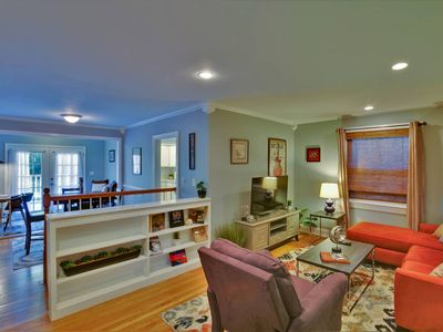 Photo for Charming 2BR/1.5BA East Nashville Home by Domio