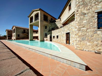 Photo for Residence in Gaiole In Chianti with 2 bedrooms sleeps 6