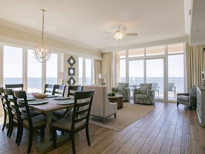 Photo for Phoenix Gulf Shores, 6th Floor!!  Park on the same Floor as the Condo!!
