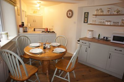 New and improved kitchen at Anne Cottage