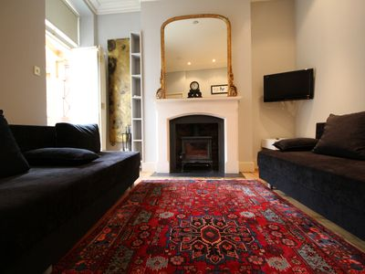 Photo for 1 Bedroom Flat 30 seconds from The Royal Opera House!