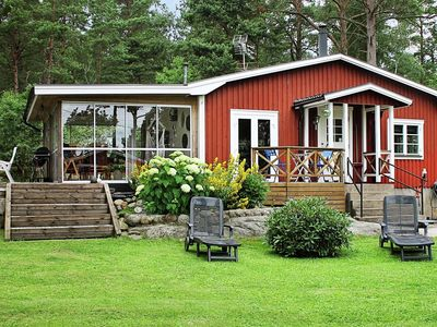 Photo for 8 person holiday home in KARLSHAMN